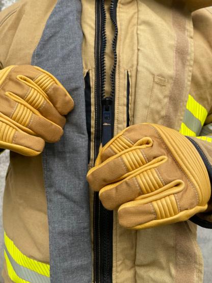 MSA Bristol EOS Structural Fire Jacket