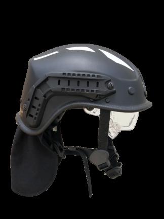 Pacific R6 ChallengerTactical Helmet