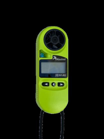 Kestral 3550 'Spraying' Weather Meter